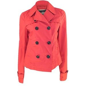 Jack Wills Jacket Coral Trench